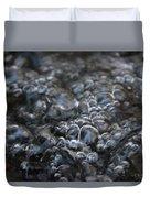 Water Bubbles Duvet Cover
