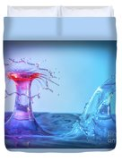 Water Drop 25 Duvet Cover
