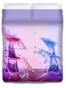 Water Drop 28 Duvet Cover