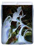 Energy Of Water  Duvet Cover