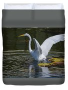 Water Landing Duvet Cover