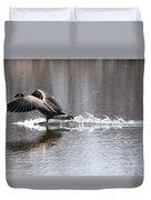 Water Landing Duvet Cover