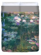 Water Lilies 1917 4 Duvet Cover