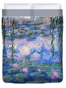 Water Lilies 1919 1 Duvet Cover