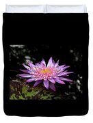 Water Lily 1 Duvet Cover