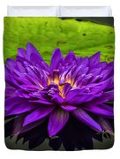 Water Lily 15-2 Duvet Cover