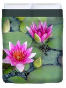 Water Lily #2 Duvet Cover
