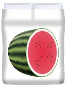 Water Melon Duvet Cover