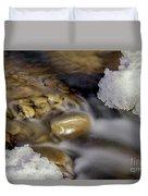 Water 'n Ice Duvet Cover