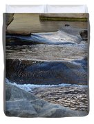 Water Ouzel, Middle Fork Kaweah River, Sequioa National Park Duvet Cover