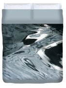 Water Patterns Duvet Cover