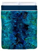 Water Ravine Duvet Cover