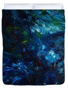 Water Reflections 1 Duvet Cover