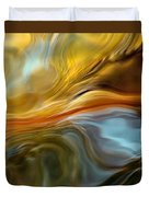 Water Reflections 1064 Duvet Cover