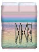 Water Reflections 2017 Duvet Cover