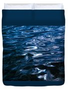 Water Ripples On Surface Duvet Cover