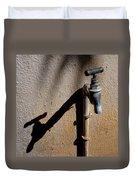 Water Tap Duvet Cover