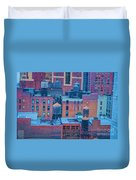 Water Towers  Duvet Cover