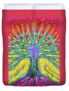 Water Tree Duvet Cover