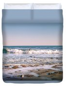Water Walker Duvet Cover