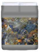 Water Whimsy 174 Duvet Cover