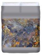 Water Whimsy 175 Duvet Cover