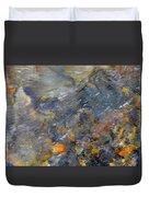 Water Whimsy 176 Duvet Cover