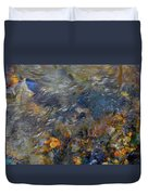 Water Whimsy 178 Duvet Cover