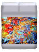 Water Whimsy 183 Duvet Cover