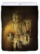 Waterboy As The Buddha Duvet Cover