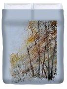 Watercolor 010104 Duvet Cover