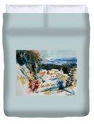 Watercolor  011040 Duvet Cover
