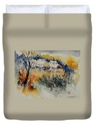 Watercolor  011071 Duvet Cover