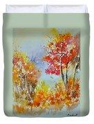 Watercolor 011121 Duvet Cover