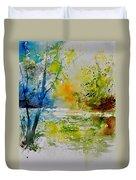 Watercolor 015003 Duvet Cover