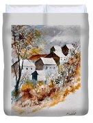 Watercolor 015032 Duvet Cover
