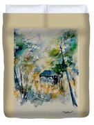 Watercolor 015042 Duvet Cover