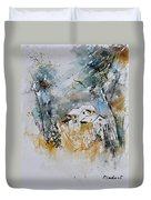 Watercolor 015060 Duvet Cover