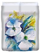 Watercolor 017070 Duvet Cover