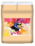 Watercolor 017081 Duvet Cover