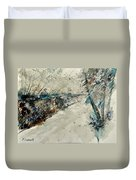 Watercolor 018001 Duvet Cover