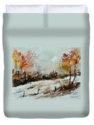 Watercolor 018090 Duvet Cover