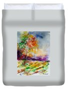 Watercolor  100507 Duvet Cover