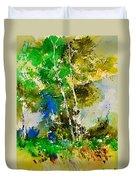 Watercolor 111061 Duvet Cover