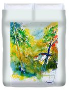 Watercolor 115021 Duvet Cover