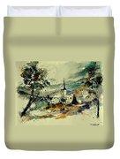 Watercolor 115022 Duvet Cover