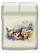 Watercolor 115082 Duvet Cover