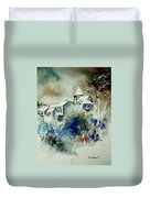 Watercolor  140408 Duvet Cover