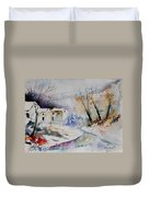 Watercolor 15823 Duvet Cover