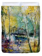 Watercolor 280809 Duvet Cover